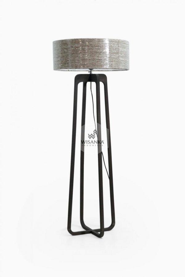 Avani Floor Lamp switch off, Lighting home decor