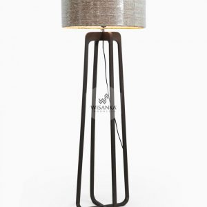 Avani Floor Lamp switch On, Lighting home decor