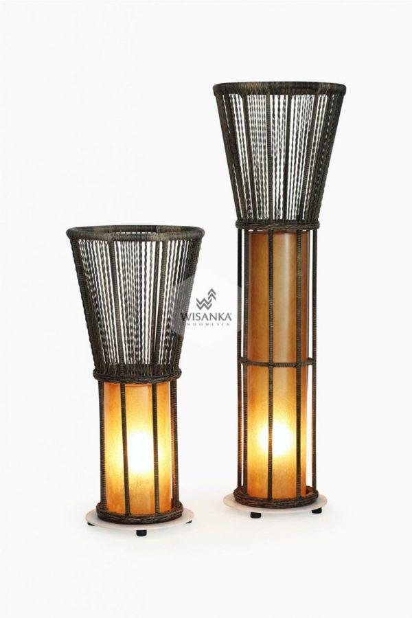 Badui Planter | Planter | Resin Planter | Lamp Planter | Planter with Lighting