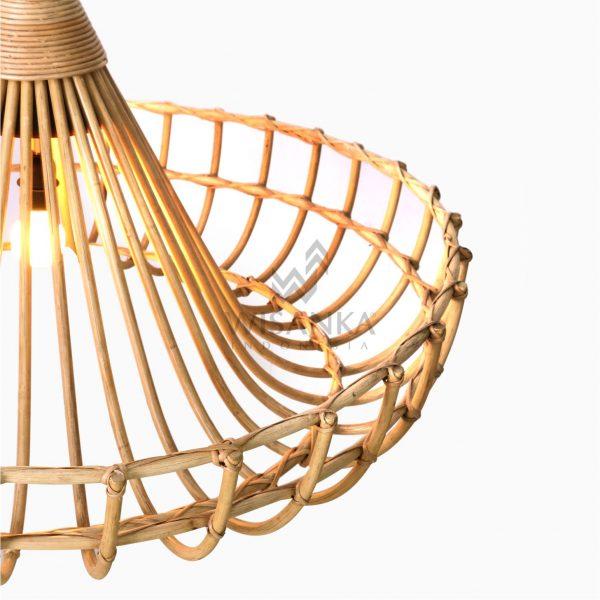 Mosir Hanging Lamp On - Large Detail