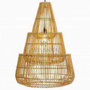 Karutup Natural Rattan Hanging Lamp